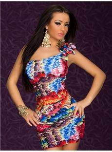 Latina girl mini dress 2